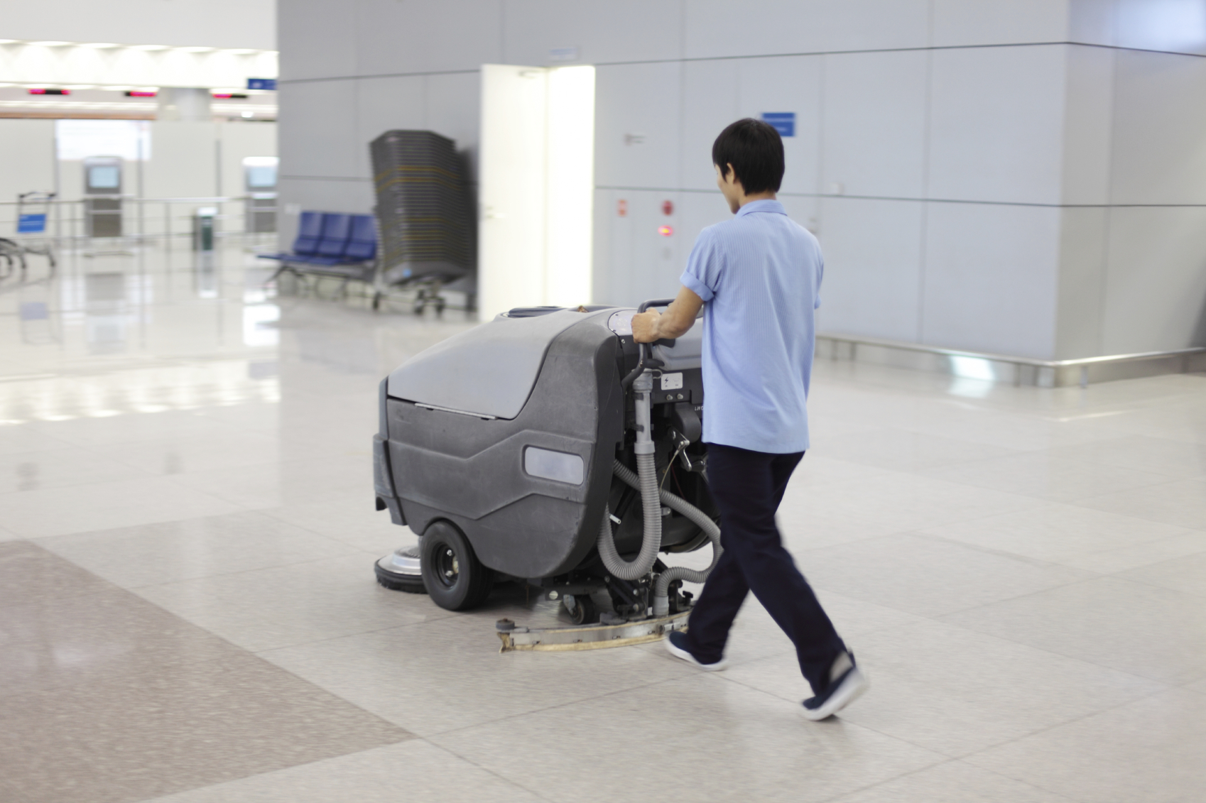 Elite training systems for Floor cleaning